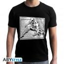 Großhandel Shirts & Tops: MARVEL - Tshirt Black Panther Wakanda man SS bla
