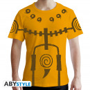 Großhandel Shirts & Tops: NARUTO SHIPPUDEN - Tshirt Chakra Mode man SS yel