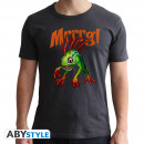 WORLD OF WARCRAFT - Tshirt Murloc - man SS dark gr