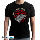 GAME OF THRONES - Tshirt Bend the Knee - man SS b
