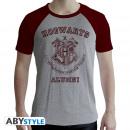 Großhandel Shirts & Tops: HARRY POTTER - Tshirt Alumni man SS grey & red -