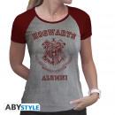 Großhandel Shirts & Tops: HARRY POTTER - Tshirt Alumni woman SS grey & red