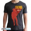 mayorista Ropa bebé y niños: Star Wars - Camiseta - Niño de Corelia - Hombre SS
