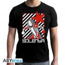 Großhandel Shirts & Tops: RICK AND MORTY - Tshirt Solenya man SS black - n