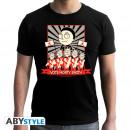 Großhandel Shirts & Tops: RICK AND MORTY - Tshirt Vote Morty man SS black