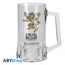 wholesale Drinking Glasses: GAME OF THRONES - Tankard Lannister