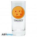 wholesale Drinking Glasses: DRAGON BALL - Glass DBZ / Crystal ball x2