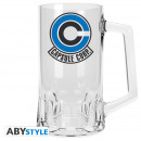 wholesale Drinking Glasses: DRAGON BALL - Tankard DBZ / Capsule Corp