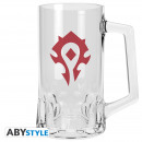 wholesale Drinking Glasses: World of Warcraft Tankard Horde