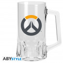 wholesale Drinking Glasses: OVERWATCH - Tankard Logo