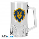wholesale Drinking Glasses: World of Warcraft - Tankard Alliance