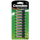 wholesale Batteries & Accumulators: 10x R6 / Mignon, Battery Super Heavy Duty (Zinc-K