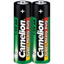 2x R6 / Mignon / SP2, batterie très robuste (Z