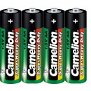 4x R6 / Mignon / SP4, Battery Super Heavy Duty (Z