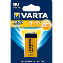 6LF22 / 9-Volt Block / 4122, Battery Longlife Ext