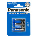grossiste Batteries et piles: 4x piles R03 /  Micro Heavy Duty (zinc-carbone)