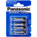 grossiste Batteries et piles: 4x R6 / Mignon,  batterie Heavy Duty (zinc-carbone)
