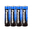 4x R6 / AA / SP4, batterie Heavy Duty (zinc-Ko