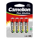 wholesale Batteries & Accumulators: 4x LR6 / Mignon,  Battery Plus Alkaline