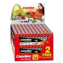 grossiste Batteries et piles: 12x LR03 / Micro /  SP12 (10 + 2) / 20 x 12x en e