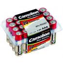20x LR03 / Micro Battery Plus Alkaline