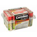 Großhandel Haushalt & Küche: 24x LR6 / Mignon, Batterie Plus Alkaline