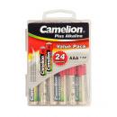 24x LR03 / Micro, Battery Plus Alkaline