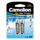 2x LR6 / Mignon, battery Digi Alkaline