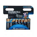 16x LR06 / Mignon6 / MN1500, battery ULTRA alkalin