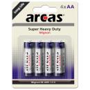 4x LR6 / AA / Mignon / 1.5V, battery Alkaline