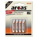 4x LR03 / AAA / Micro / akumulator 1.5V Digi Alkal