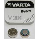 V, 384 (typowa pojemność: 38mAh), komórka przycisk