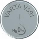 V, 391 (Typowa wydajność: 40 mAh), komórka przycis