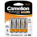 wholesale Batteries & Accumulators: 4x HR6 / Mignon /  2300mAh / 1.2V rechargeable batt