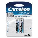 2x FR6 batteria al litio / AA