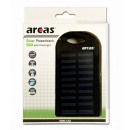 ARC solar power bank S60 with 6000mAh and flashlig