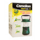 SL1011-GREEN 1 x  1W LED lantern / without batterie