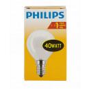 grossiste Ampoules: Tungstène /  teardrop / E14 / 40W / mat