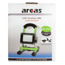 ARC-8W SMD-LED spotlight including AC adapter + ca