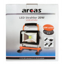ARC 20W LED-spot opgenomen AC Adapter + Car Ad