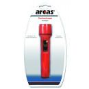 ARC 2AA plástico linterna / con un Glühbi