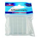 Storage box for 4x Mignon AA / micro AAA Batt