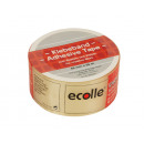 6-pack Ecolle transparante tape / 48mm x 6