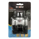 Ecolle 9-LED  headlight without batteries