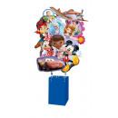 Folienballon- Display kék Corral 41 x 41 x 64 cm