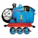 AirWalkers 'Thomas the Tank' foil balloon,