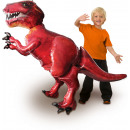 AirWalker Tyrannosaurus Rex Foil Balloon Packed