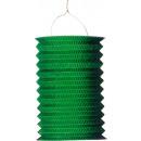 Zuglaterne zöld 28 cm lángálló