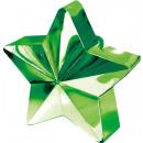 Balloon Weight Star green 170 g / 6 oz