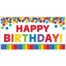 Giant Party Sign Birthday kiegészítők - Elsődleges